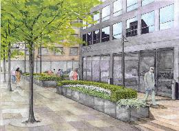 NYC Plaza Design & Landscaping